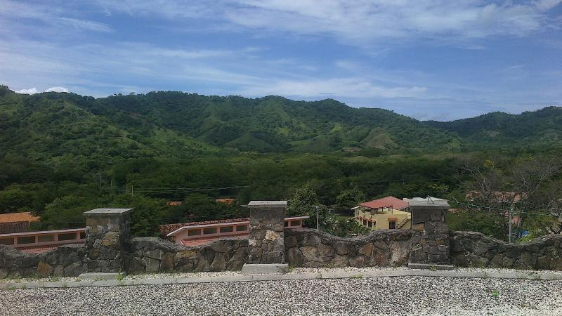 Beautiful mountain range  - Pura Vida 9 - Playas del Coco - rentals