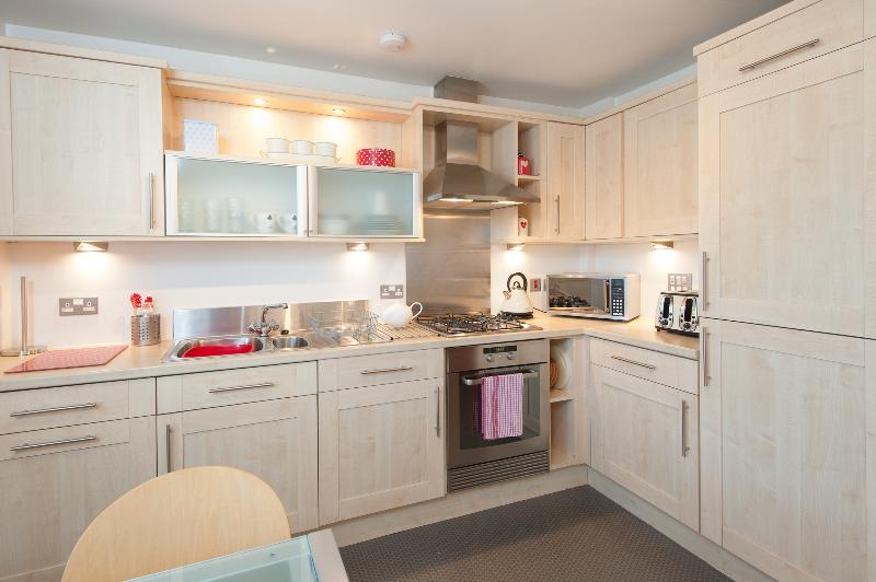 Pilrig Heights Apartment - Image 1 - Edinburgh - rentals