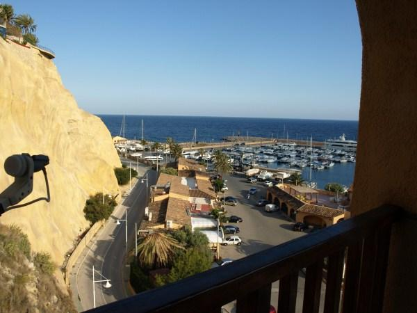 Beautifull apartment in the Port of Campomanes - Image 1 - Altea - rentals
