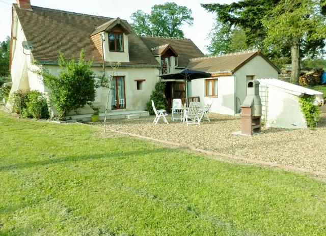 Le Haut Pin cottage - Lovely renovated cottage in Parcay les Pin - Parcay-les-Pins - rentals