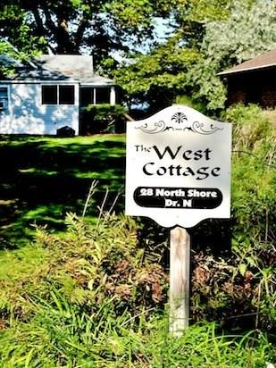 Welcome to West Cottage - 28 North Shore Dr., North. Rentals begin on Fridays. - South Haven - rentals