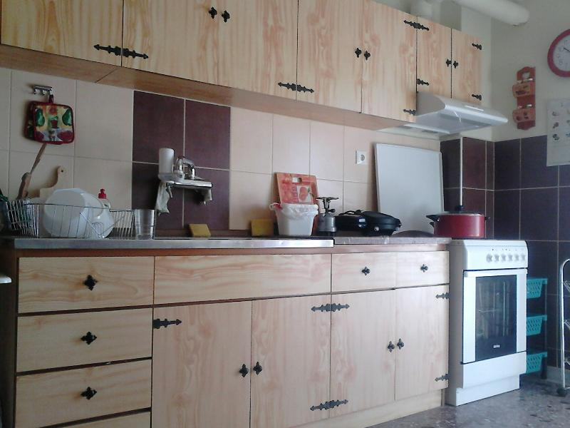 kitchen - You can see the sea from your bed..!!! - Halkidiki - rentals