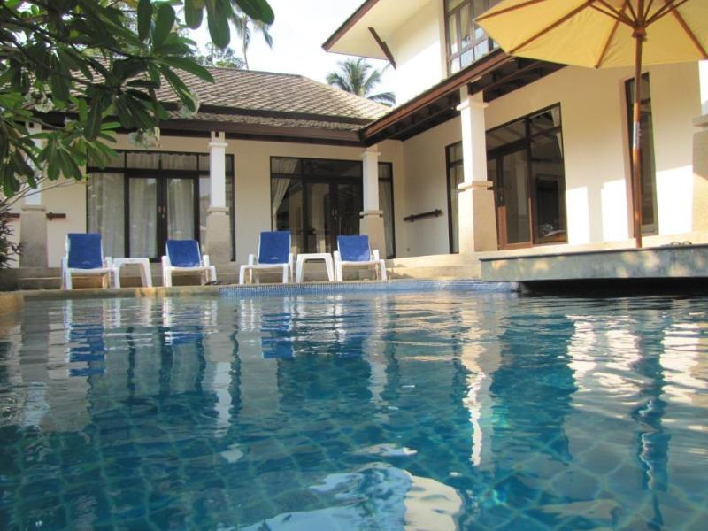 Banyan Villa 2 across the pool - Banyan Pool Villa 2 - 3 Bedrooms, 6+ Guests - Koh Samui - rentals