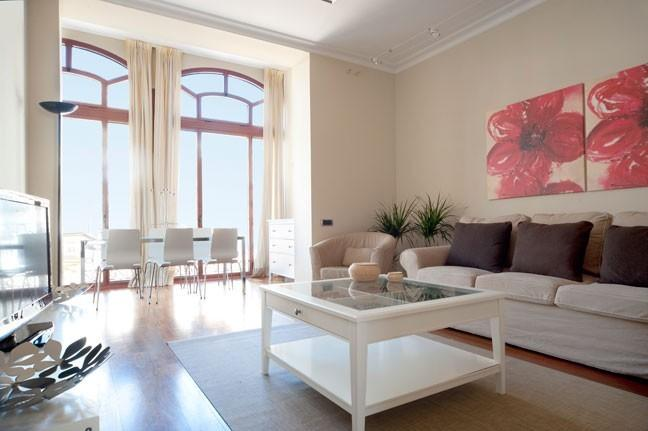B338 ELEGANT CITY CENTRE APARTMENT - Image 1 - Barcelona - rentals