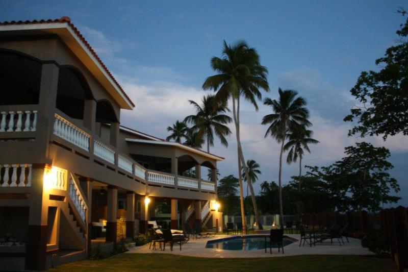 Ocean and poolside evenings in Paradise - Maria's  - Luxury * Oceanfront * Vacation Rental - Rincon - rentals