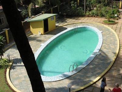Swimming Pool - 06) Stunning 2/3 Bed Hall Kitchen, Arpora Sleep4/6 - Arpora - rentals