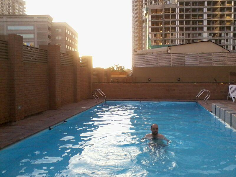 Refreshing Pool for Adult & Children - beauty apt. near subway & dowtown - Santiago - rentals