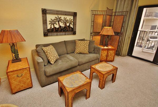 Living Room - Where Else but the House of the Sun? - New Smyrna Beach - rentals