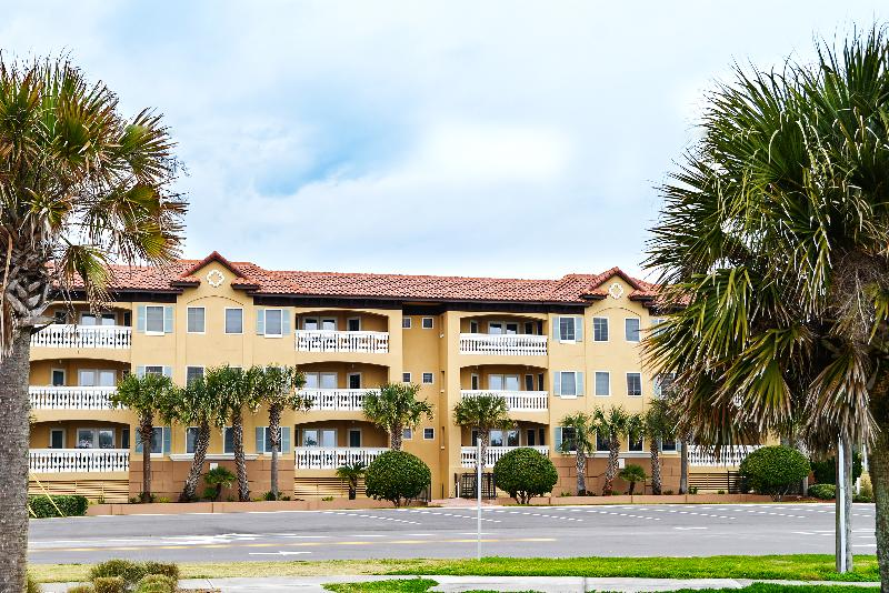 View from the beach - Fernandina Cay 204 - Fernandina Beach - rentals
