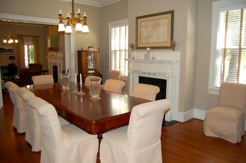 Luxury Mansion With Pool in Historic District - Image 1 - Savannah - rentals