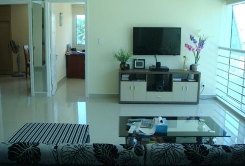 Large and modern Living Room - 2-Bedroom Luxury Apt. A03-03 - Nha Trang - rentals
