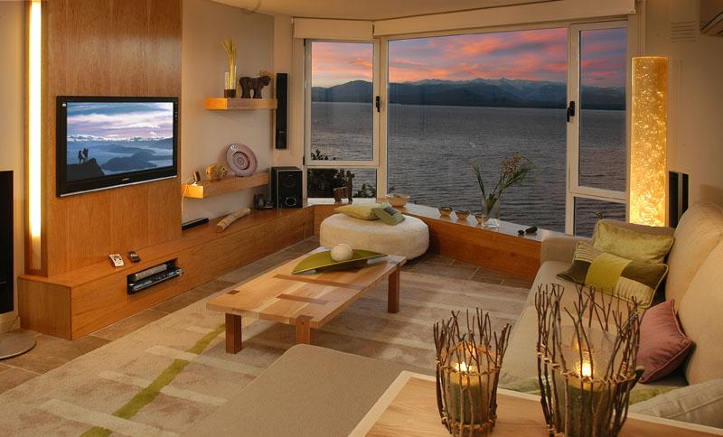 Extraordinary sunsets from you living room - Extraordinary lake views from every room! - San Carlos de Bariloche - rentals