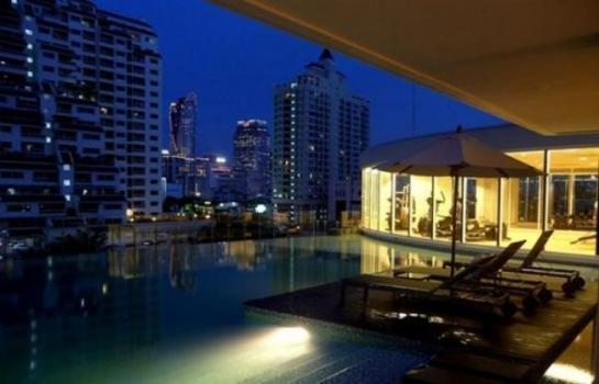 1 BR City Center walk to BTS&Airport Link+Pool+Gym - Image 1 - Bangkok - rentals