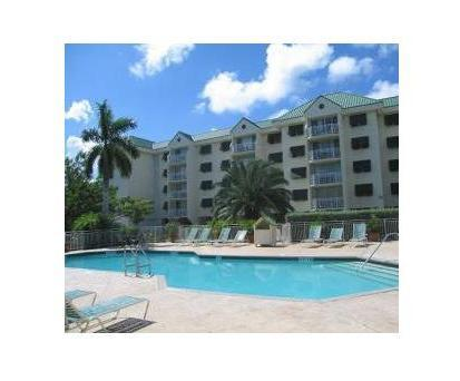 Front of the condo and its pool and hot tub. - Key West. Just do it! And bring the family! - Key West - rentals
