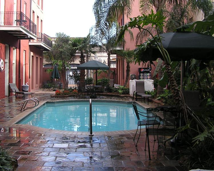 BEAUTIFUL COURTYARD - Perfect New Orleans Location In The French Quarter - New Orleans - rentals