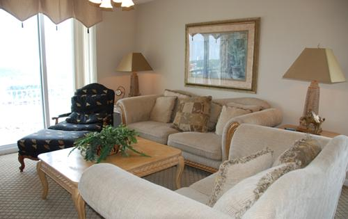 Comfortable Living Area - Premier luxury @ Barefoot Resort, NT1109 4BR - North Myrtle Beach - rentals