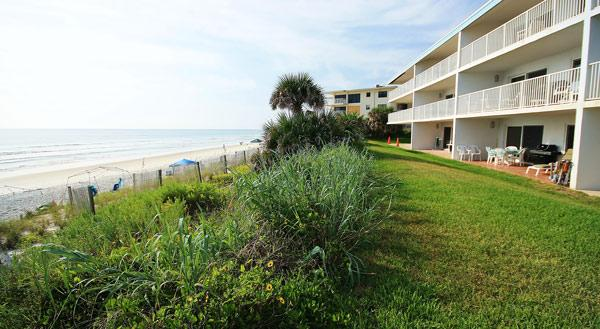 Direct Oceanfront Ground Floor Unit - Be 1st Floor Oceanfront This Summer- 10% Off - New Smyrna Beach - rentals
