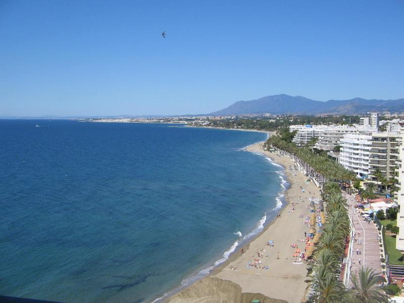 West Facing View Towards Puerto banus - Skol 913 Apartment Marbella - Marbella - rentals