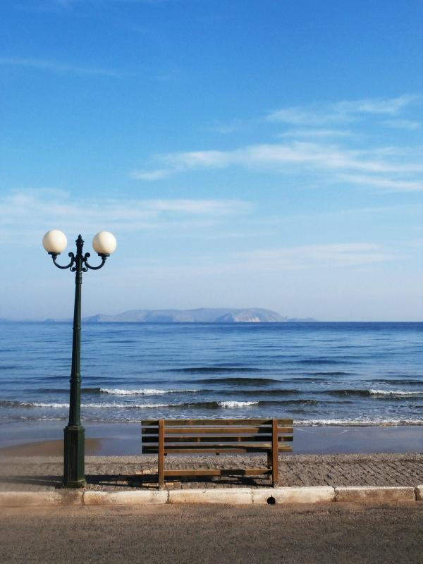 A CALM EVENING BY THE SEA - Casa Evriali, 100m From The Beach - Heraklion - rentals