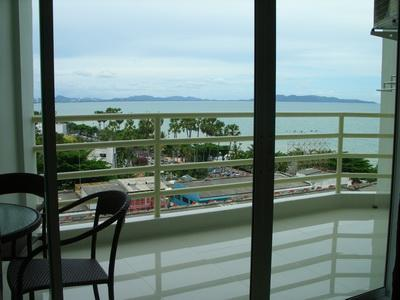 Condo for rent at Jomtien , Pattaya, Sea view. - Image 1 - Pattaya - rentals