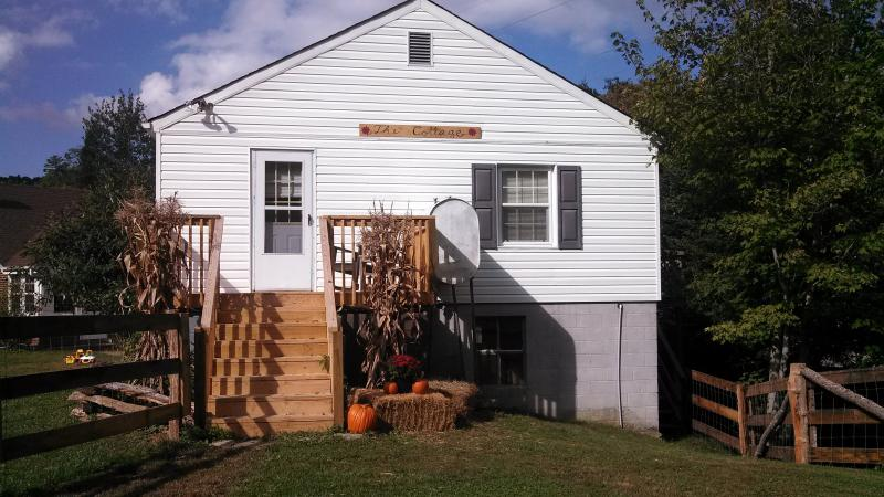 The Cottage at Quiver Full Farm - Image 1 - Mars Hill - rentals