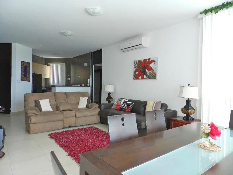 PB-003, 2 bedroom luxury condo. 7th floor view - Image 1 - Playa Blanca - rentals
