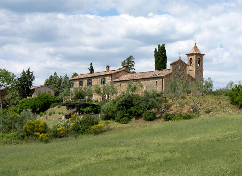 years and years of history - Holiday in the middle of the nature and the silence of Southern Tuscany. - Civitella Paganico - rentals
