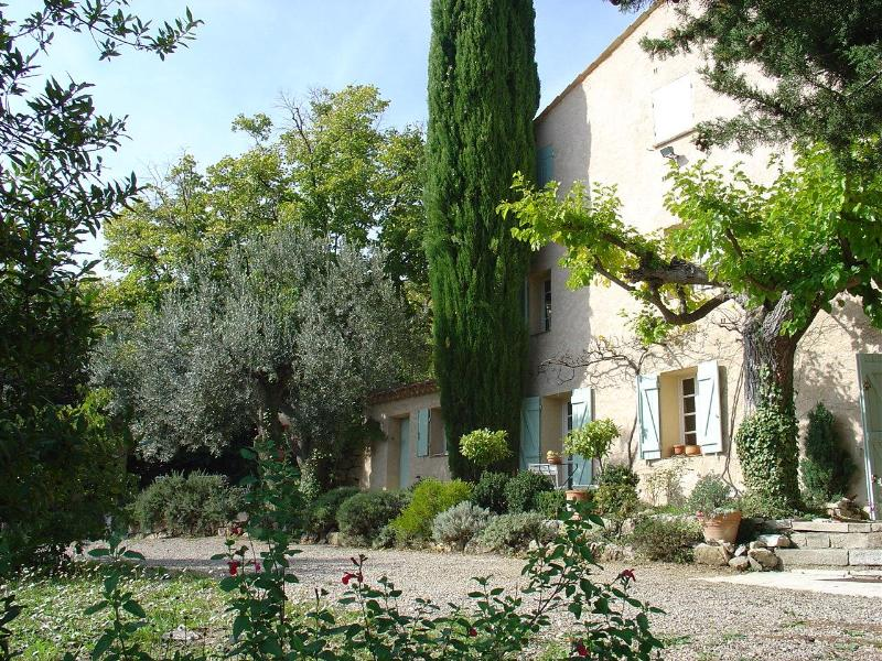 another part of the house - Charming old Bergerie in a olive grove - Bargemon - rentals