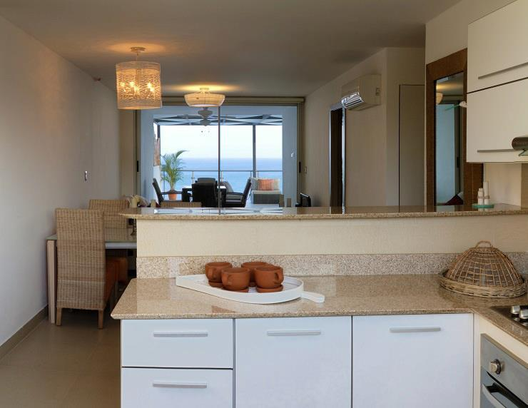 KITCHEN - Stay & Surf in Panama Beach Front Appartment - Panama - rentals
