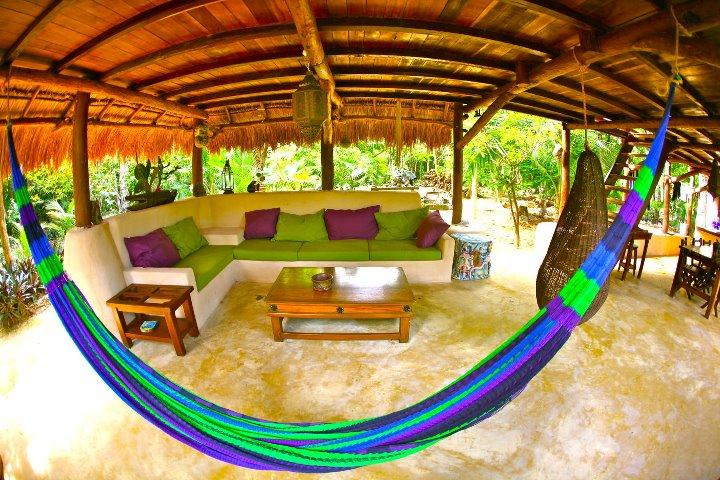 Amazing Palapa In The Jungle - Image 1 - Akumal - rentals