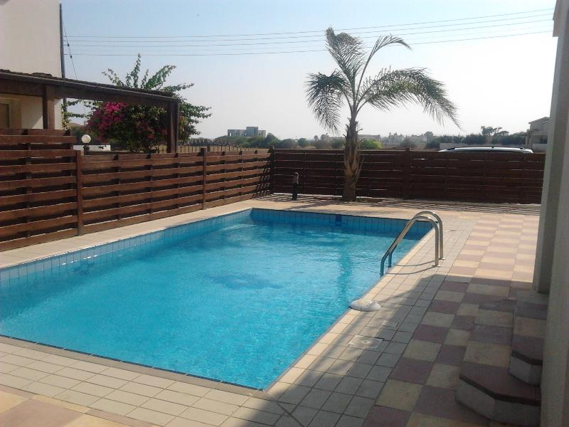 Villa Vela,2 bedroom villa in Ay.Thekla with pool - Image 1 - Famagusta - rentals