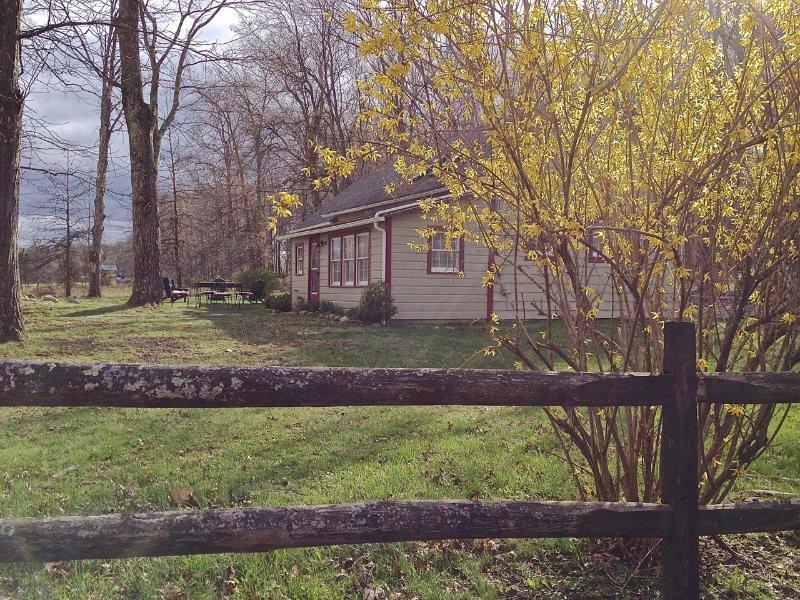Schoolhouse Cottage - Renovated Schoolhouse - Hudson Valley Getaway - New Paltz - rentals