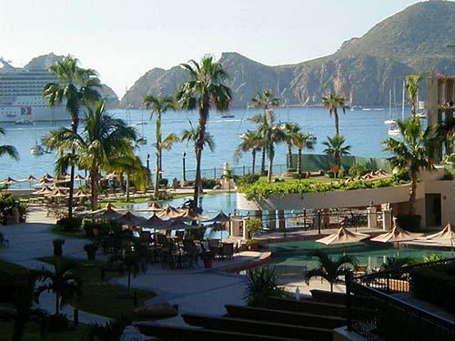 view towards the beach - Villa La Estancia 2 bedroom with view and near town - Cabo San Lucas - rentals