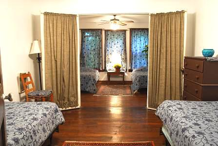 Large group house at Ronora Lodge & Retreat Center - Image 1 - Watervliet - rentals