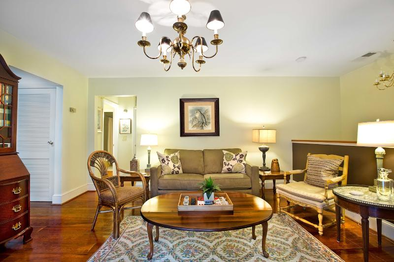 Lucky Lane Carriage House - Image 1 - Savannah - rentals