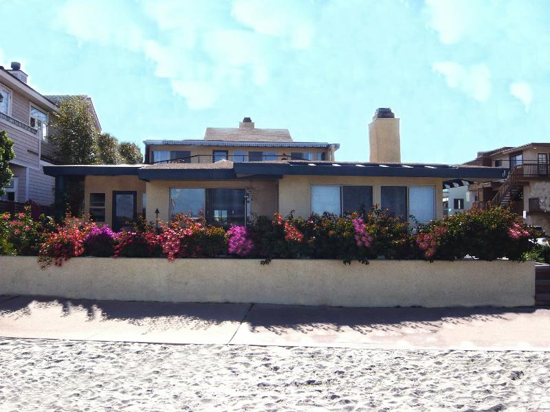Bay Front House - Pacific Sunset Group's Beachfront House 3BR/2.25BA - San Diego - rentals