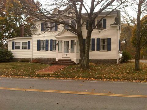 Maine House - Beautiful Vacation Apt in Historic House - Kennebunk - rentals