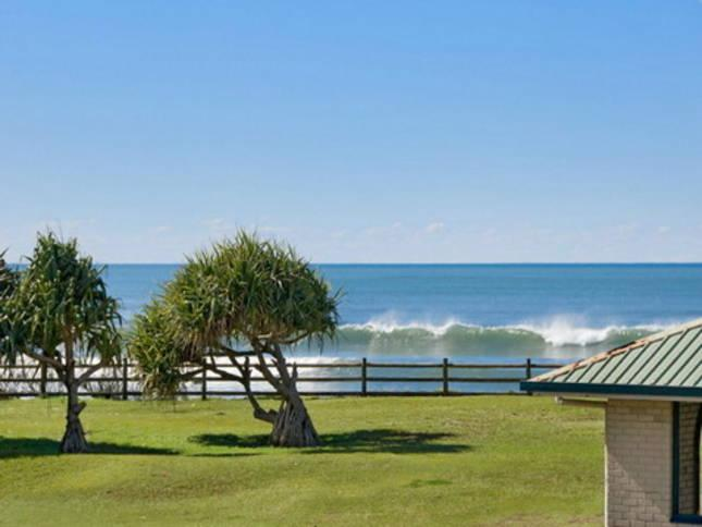 Actual View!!! - Seaside Reve - Beachfront in the heart of Lennox - Lennox Head - rentals