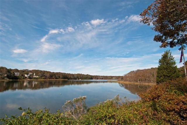 VIEW FROM THE PORCH - Waterfront   4-bedroom house with 2 tandem kayaks - East Falmouth - rentals