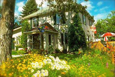 House View - Art House Bed and Breakfast - Grand Marais - rentals