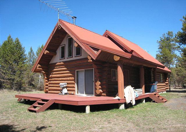 Wildwood Donnely Cabin close to Cascade Lake - Image 1 - Donnelly - rentals