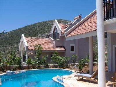 (005k2) 3 Bed Private Villa - Image 1 - Kalkan - rentals