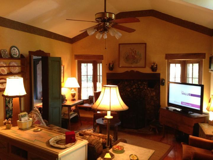 Cozy & Spacious Gathering Place with Fireplace - Storybook Lodging in Eureka Springs - Eureka Springs - rentals