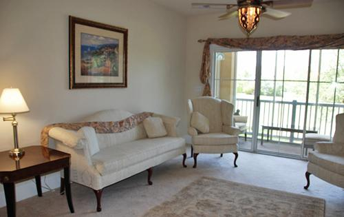 Spacious Living Area - Beautiful 2BR resort villa @ Barefoot in NMB! - North Myrtle Beach - rentals
