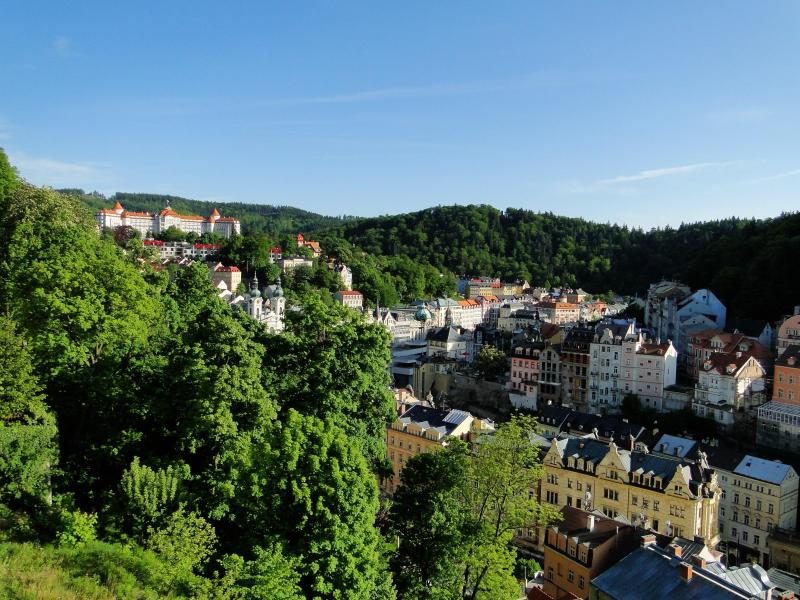 Apartment Irene - here you are at home - Image 1 - Karlovy Vary - rentals