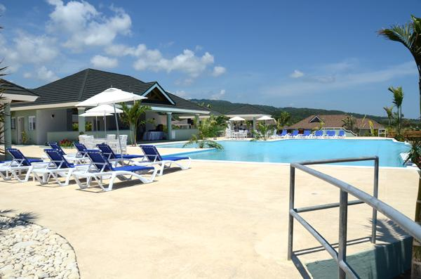 Club House & Pool - Villa @ Richmond Estate with Private Beach - Priory - rentals