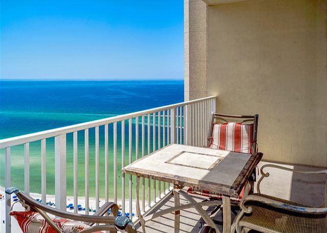 BEACHFRONT AND BEAUTIFUL FOR 8! OPEN 10/4-11! TAKE 15% OFF! - Image 1 - Panama City Beach - rentals