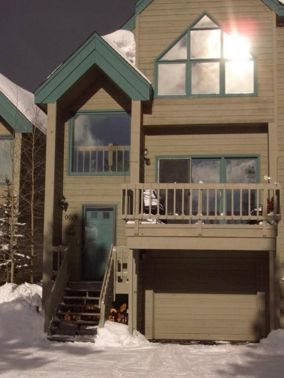Sunny location - Large Mountain Townhome, 3BR plus Bunkroom - Breckenridge - rentals