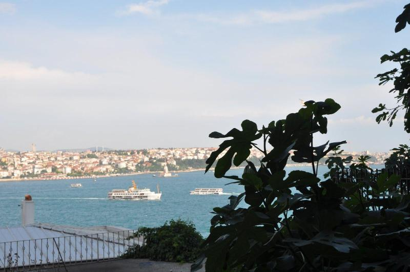 a view from terrca - Cosy flat with sea view terrace - Istanbul - rentals