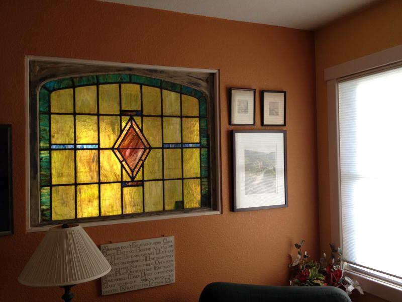 Living room - Cozy Cottage with beautiful sunset views in OBX - Nags Head - rentals